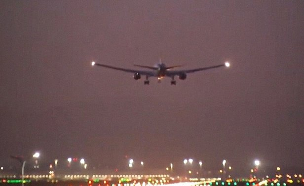 фото - чп с Boeing 767 AC837