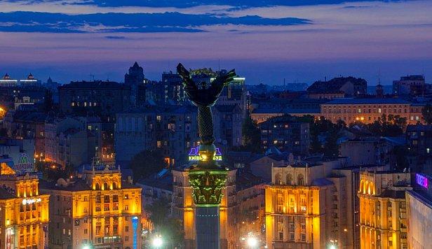 Незвичайні місця в Києві