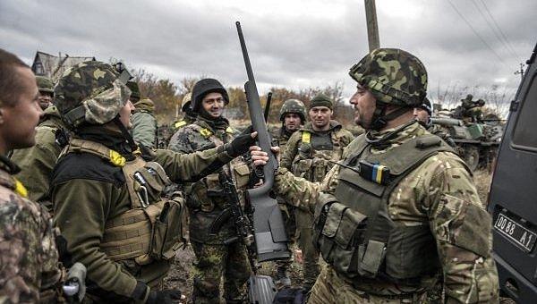 Карта АТО на 29.01.2016: обстановка на востоке Украины