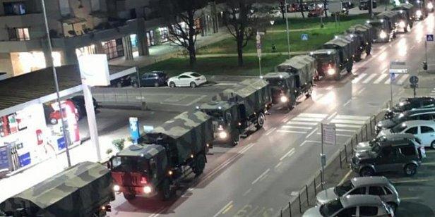 Фото - Армейские грузовики