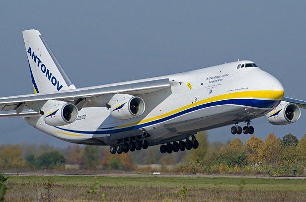Фото — Ан-124-Руслан