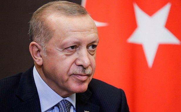 Эрдоган отказался признавать аннексию Крыма