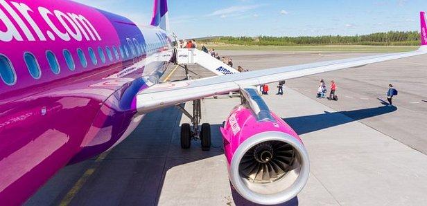 Wizz Air уменьшит габариты бесплатной ручной клади