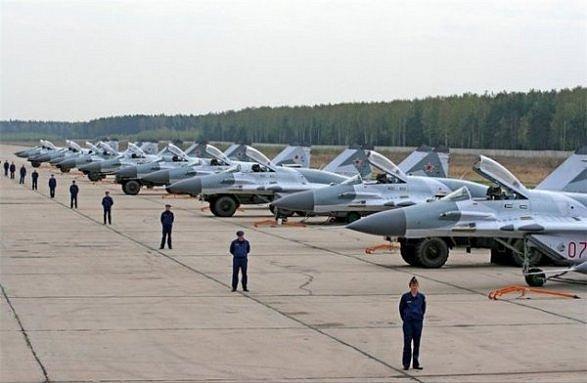 Военные США обнаружили российские истребители в Сирии