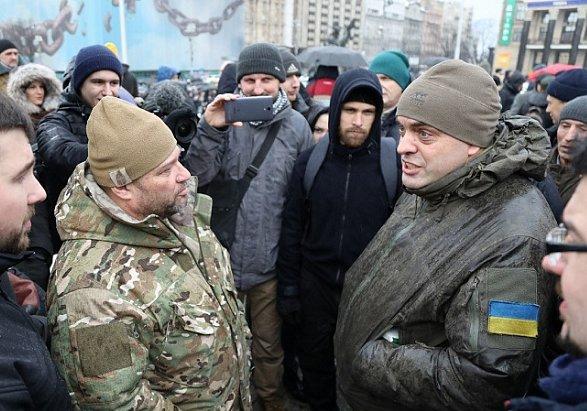 У Порошенко жестко отреагировали на выход Грузинского Легиона из бригады ВСУ