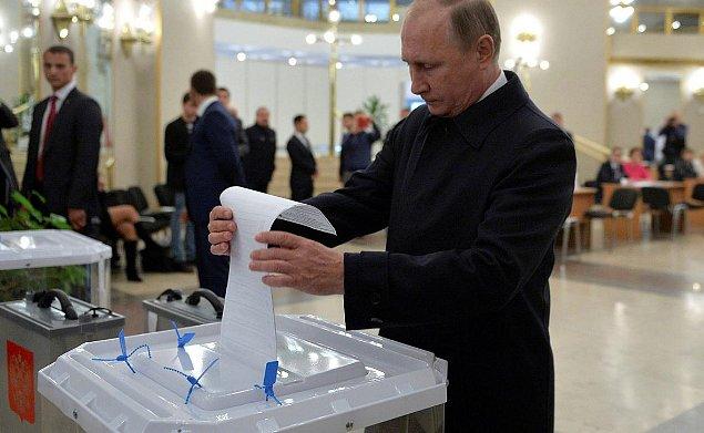 Путин на выборах президента РФ собрался голосовать в оккупированном Крыму