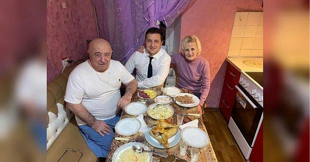 В Кривом Роге была попытка взорвать квартиру родителей Зеленского