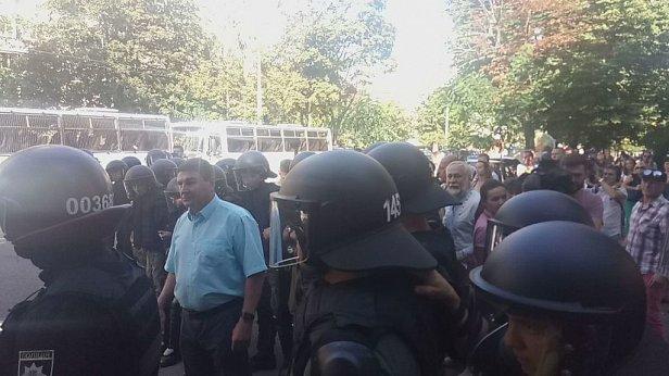 """Бунт экс-бойцов """"Торнадо"""" в Лукьяновском СИЗО: подробности"""