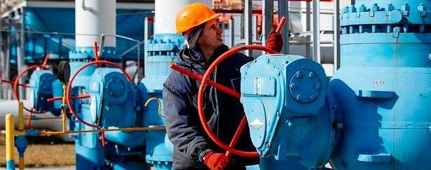 С начала года Украина сократила импорт газа вдвое