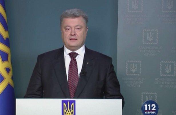 Порошенко отметил государственными наградами трех митрополитов