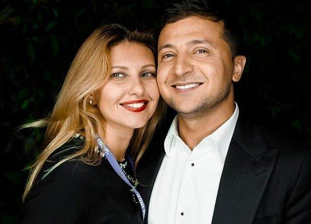 Жена Зеленского сделала заявление