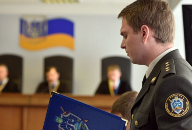 фото - судья Владимир Пономаренко