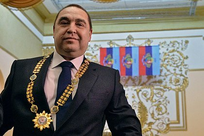 Главарь сепаратистов Плотницкий заявил о проведении псевдовыборов в «ЛНР»