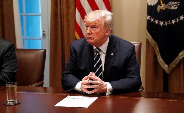 Фото — Дональд Трамп