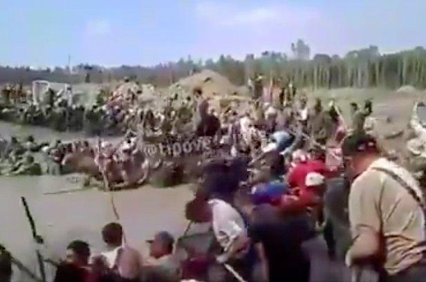 фото - добыча янтаря в Украине