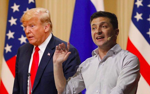 Встреча Зеленского сТрампом иоружие для Украинского государства : дипломат сделал главное  объявление