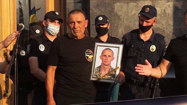 Суд обязал ГБР расследовать «умышленные действия» Зеленского, которые привели к смерти морпеха Журавля под Зайцево