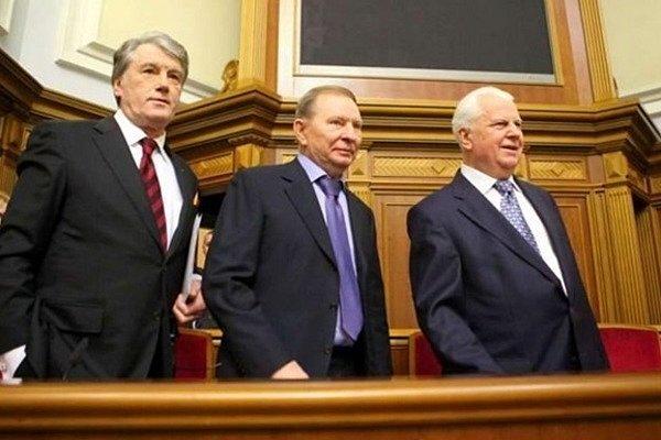 Автокефалия в Украине: Кравчук, Кучма и Ющенко подписали совместное обращение