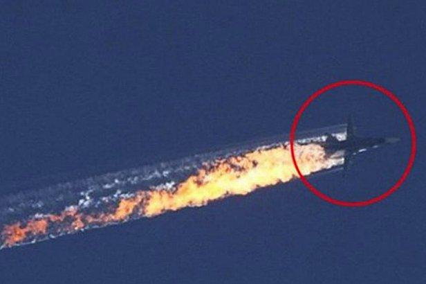 Упал военный самолет: первые подробности