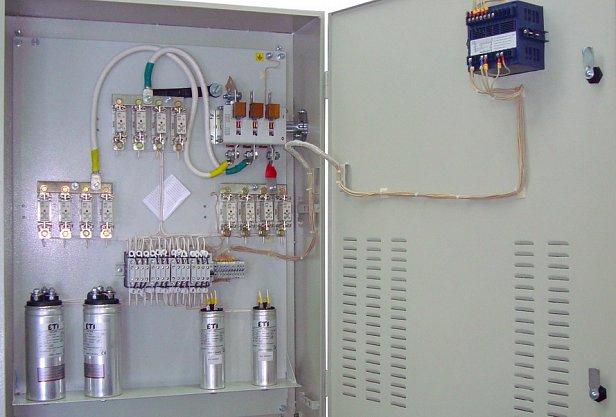 Назначение, описание, типы конденсаторных установок