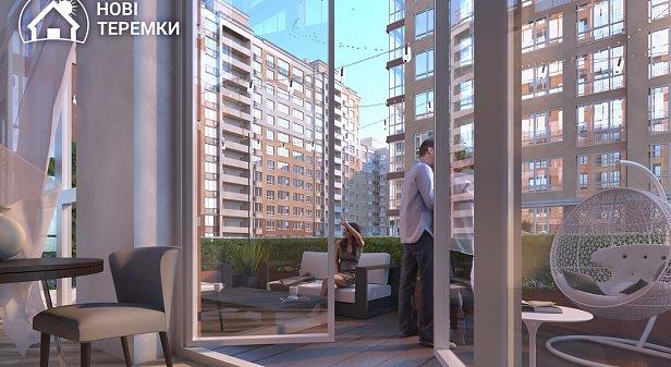 ЖК Новые Теремки привлекли новые инвестиции для развития жилого комплекса