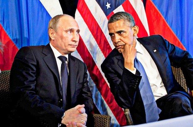 Белый дом: Обама будет говорить с Путиным об Украине