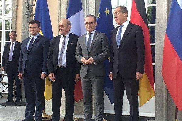 """Встреча """"нормандской четверки"""": что требуют от Украины"""