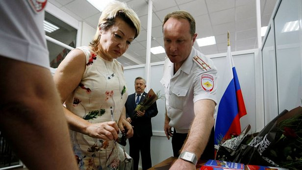 Фото — Получение паспорта РФ