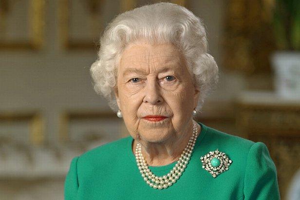 фото - обращение Елизавета II