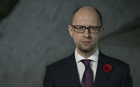 Яценюк: война России против Украины – историческое преступление