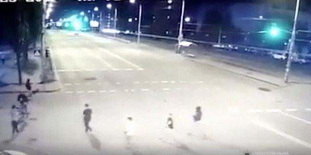 Фото - в Киеве совершили нападение на полицейского