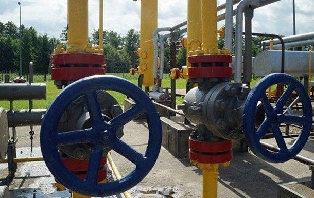 Украина впервые вошла в топ-20 лучших газовых хабов Европы