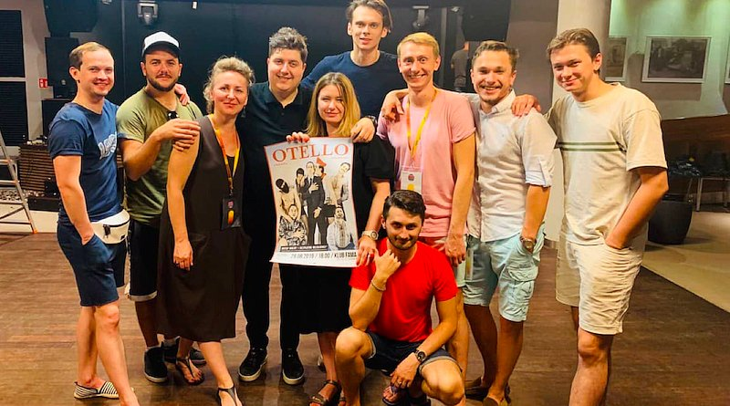 «Отелло/Україна/Facebook» на фестивалі Wschod Kultury