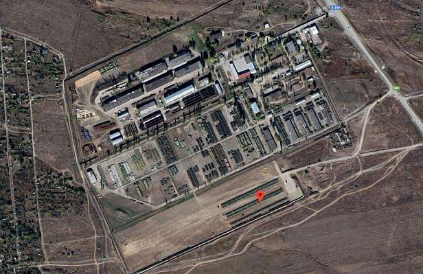 Россия стянула сотни танков к границе с Украиной