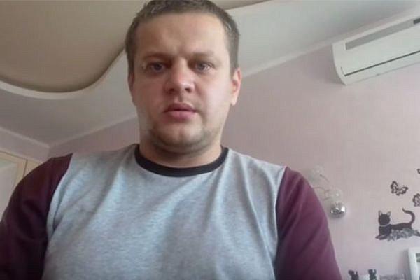 """Потерявший семью в Кемерово Востриков """"продался"""" Путину"""