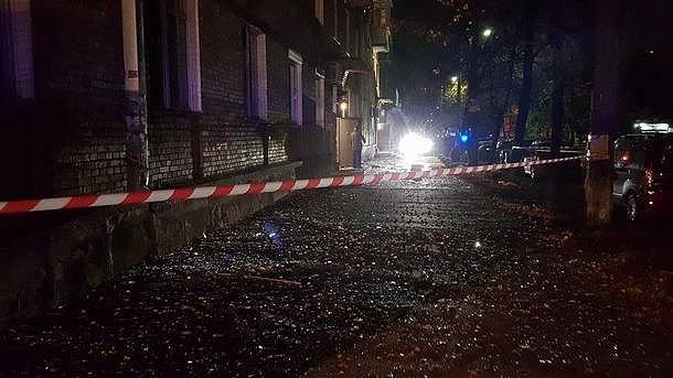 Во время взрыва охранник закрыл Мосийчука собой - водитель