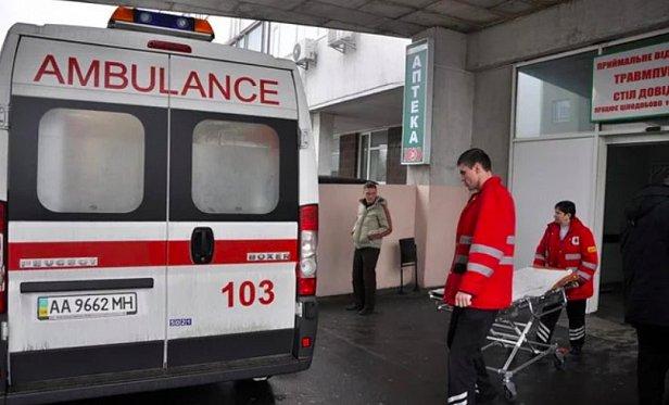 В Киеве погибла пенсионерка из-за того, что никто не пришел к ней на помощь