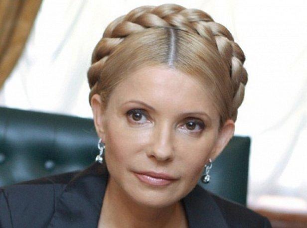 Юлия Тимошенко, лидер партии «Всеукраинское объединение (ВО) «Батькивщина»