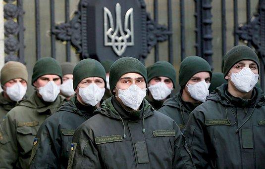 фото - коронавирус в полиции Киева