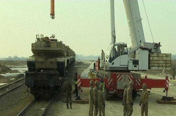 Развертывание батальонов NATO в Балтии и Польше - это ответ на агрессию РФ в Украине