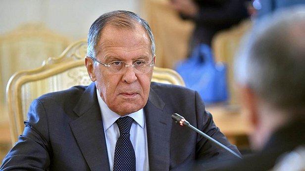 У Лаврова закатали истерику из-за срыва выборов Путина в Украине