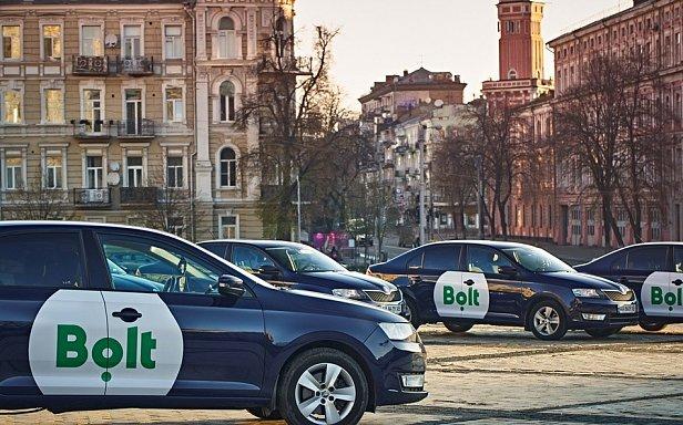 Работа водителем такси Bolt в Ровно – достойный заработок и удобный график