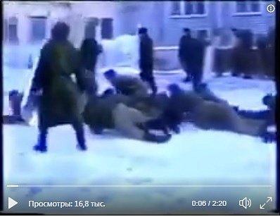 После пыток: в России показали жуткое видео из армии (18+)