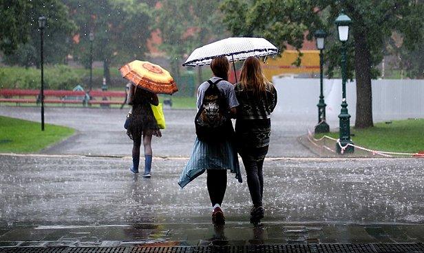 Фото - на выходных в Украине ожидаются дожди