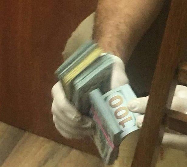 Взяли на горячем: следователь ГПУ пойман на взятке в $50 тысяч