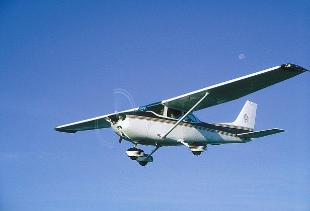Фото — Легкомоторный самолёт