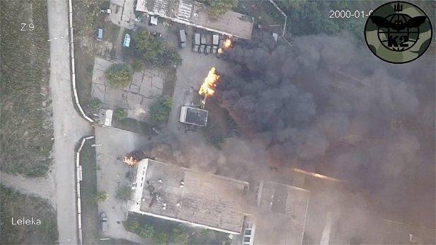 Фото - украинские военные провели успешную операцию на Донбассе