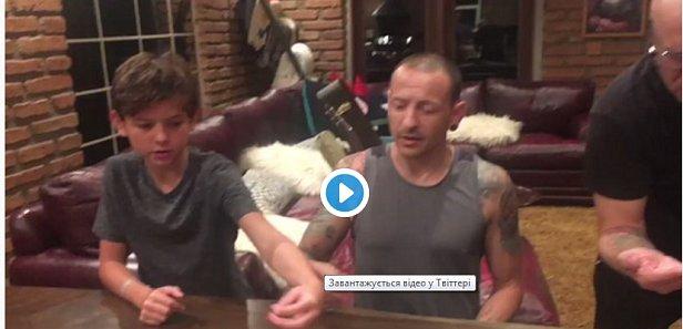 Так выглядит депрессия: появилось предсмертное видео солиста Linkin Park