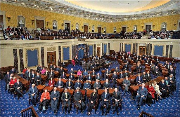 Фото — Конгресс США