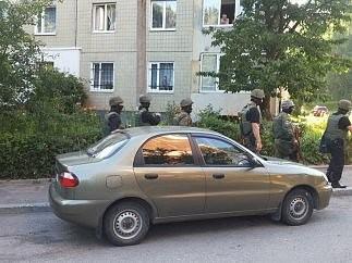 Во Львове неизвестные захватили заложницу